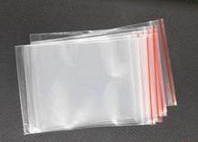 bolsas de plastico zip